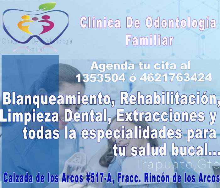 VISITA CLINICA DE ODONTOLOGÍA FAMILIAR