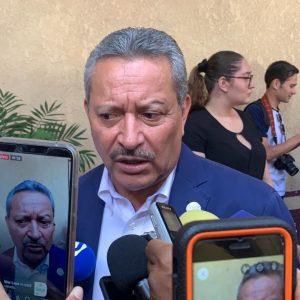 PIDE ALCALDE APOYO DE LA POBLACIÓN PARA LABORES DE DESCACHARRIZACIÓN
