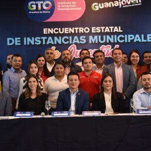 Guanajoven fortalece a instancias municipales de la juventud• Juventud, la grandeza de Guanajuato.• Se generan más beneficios para la juventud Guanajuatense.
