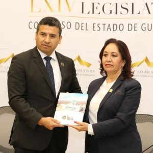 Recibe Pleno del Congreso el informe anual de actividades del Fiscal General
