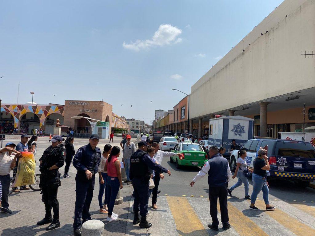 REALIZAN OPERATIVO EN ZONA CENTRO DE IRAPUATO