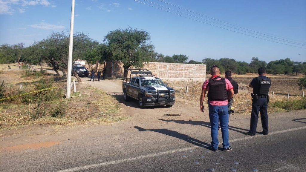 ATACAN A MANDO POLICIAL EN SILAO