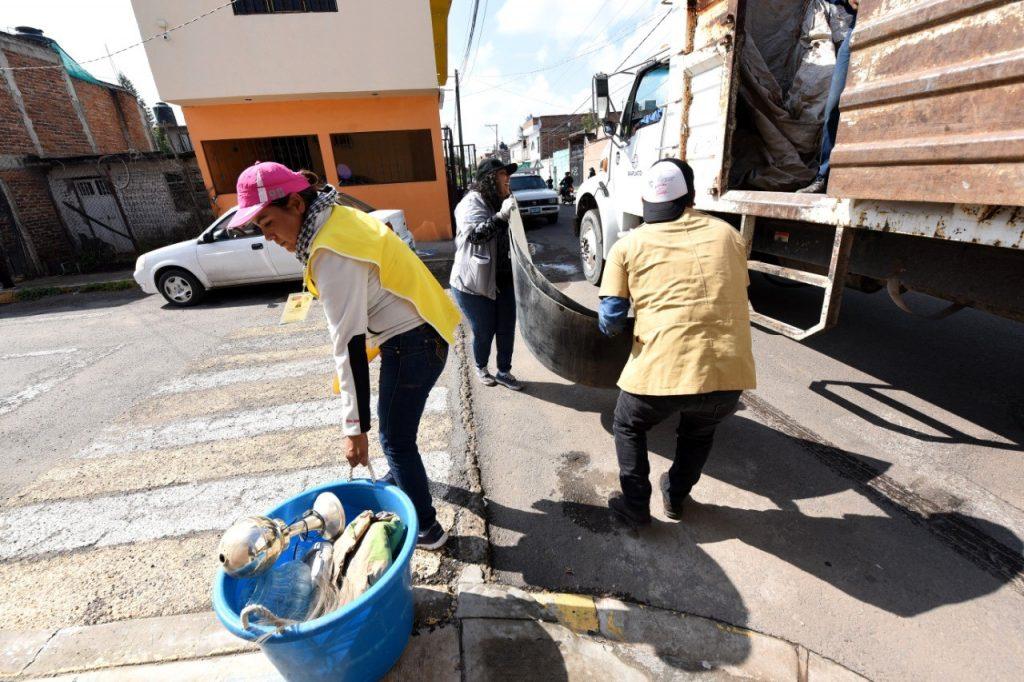 ACTIVAN BRIGADAS DE DESCACHARRIZACÓN