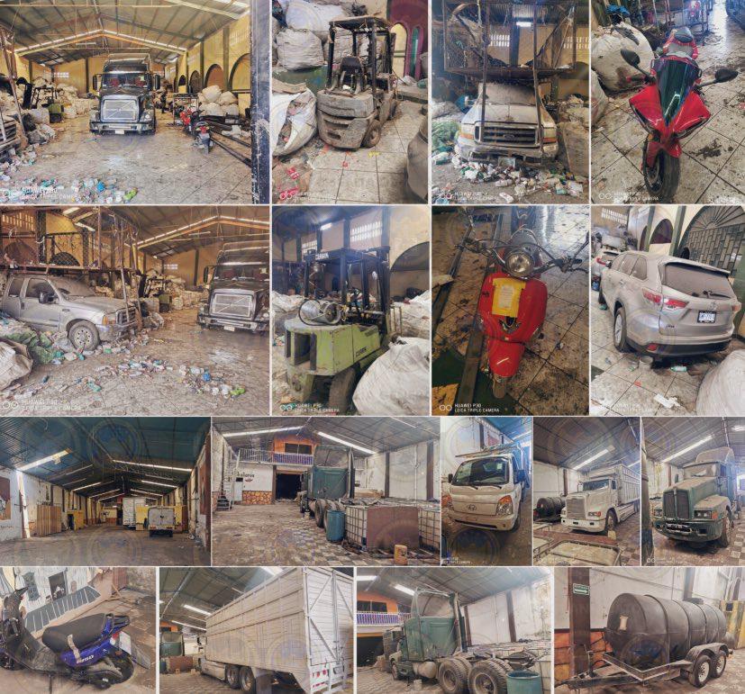 CATEOS EN SALVATIERRA ARROJAN 14 AUTOS ASEGURADOS Y GASOLINA ILÍCITA