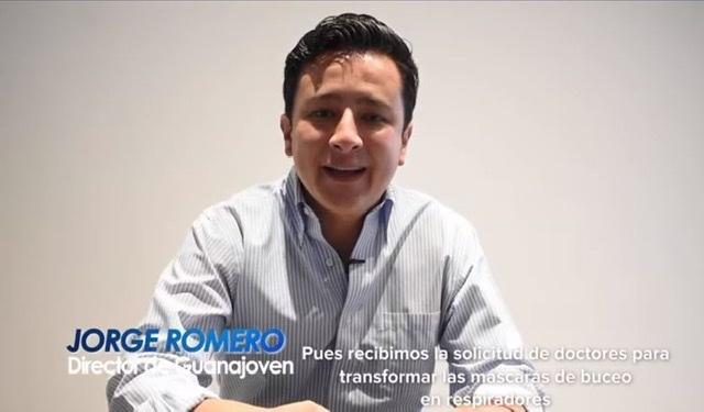 Guanajoven Promueve Mentefactura de jóvenes vs Covid-19