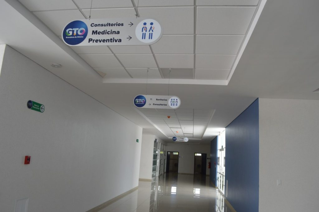 SG HABILITA HOSPITAL COVID EN COLONIA BENITO JUÁREZ DE IRAPUATO