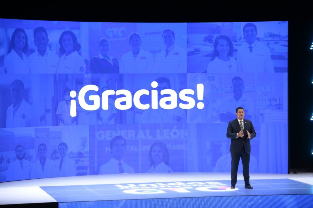 Presenta Gobernador Plan de Acción Guanajuato