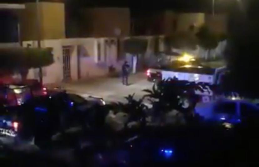 TRAS MASACRE EN VELORIO, POLICÍA DE CELAYA DETIENE A TRES Y FULMINA A UNO EN ENFRENTAMIENTO