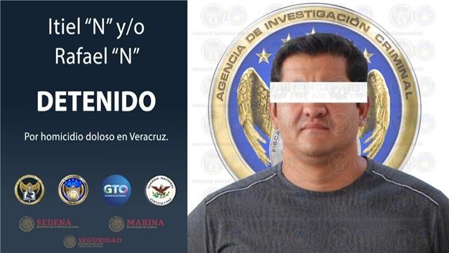 Objetivo criminal relacionado con delitos de alto impacto es capturado en la ciudad de León