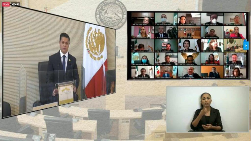En México se requiere un nuevo pacto fiscal y un federalismo auténtico: Diego Sinhue Rodríguez Vallejo
