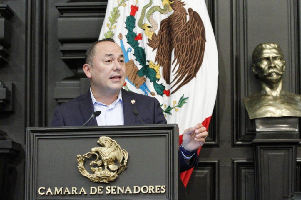 OBEDEZCAN A LOS MEXICANOS Y NO AL PRESIDENTE: ERANDI BERMÚDEZ A MORENISTAS