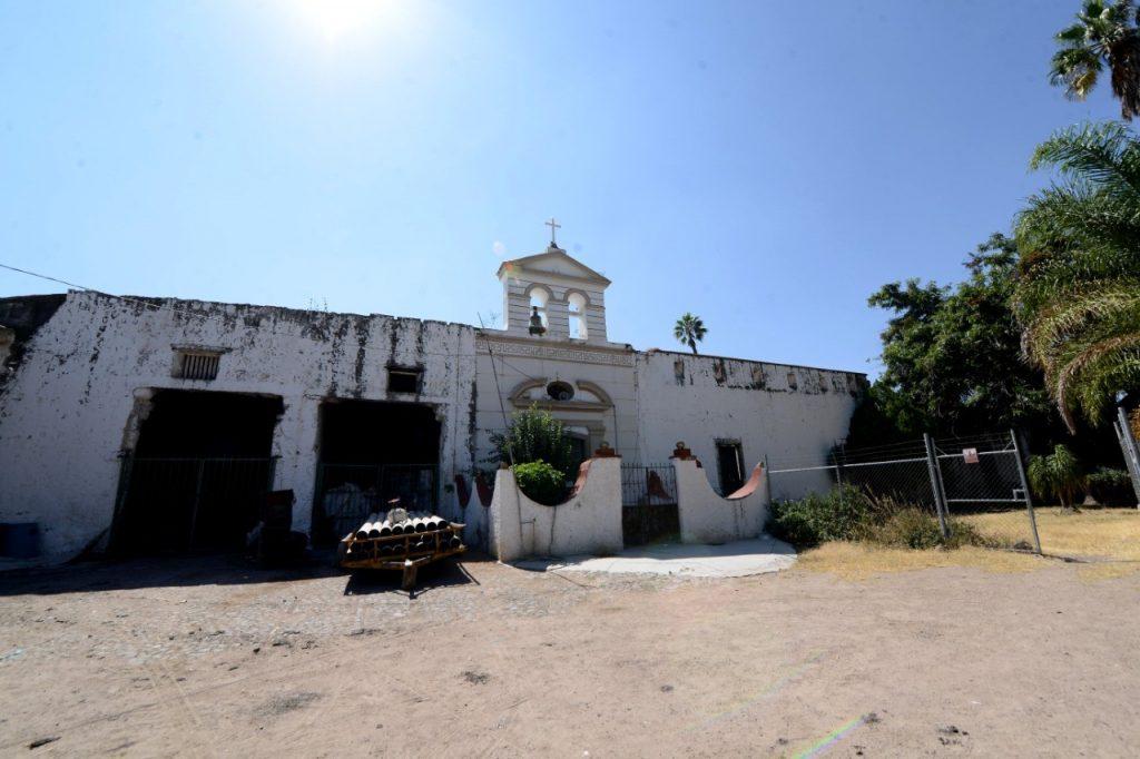 SAN ANTONIO EL RICO HACIENDA CON HISTORIA VIRREYNAL