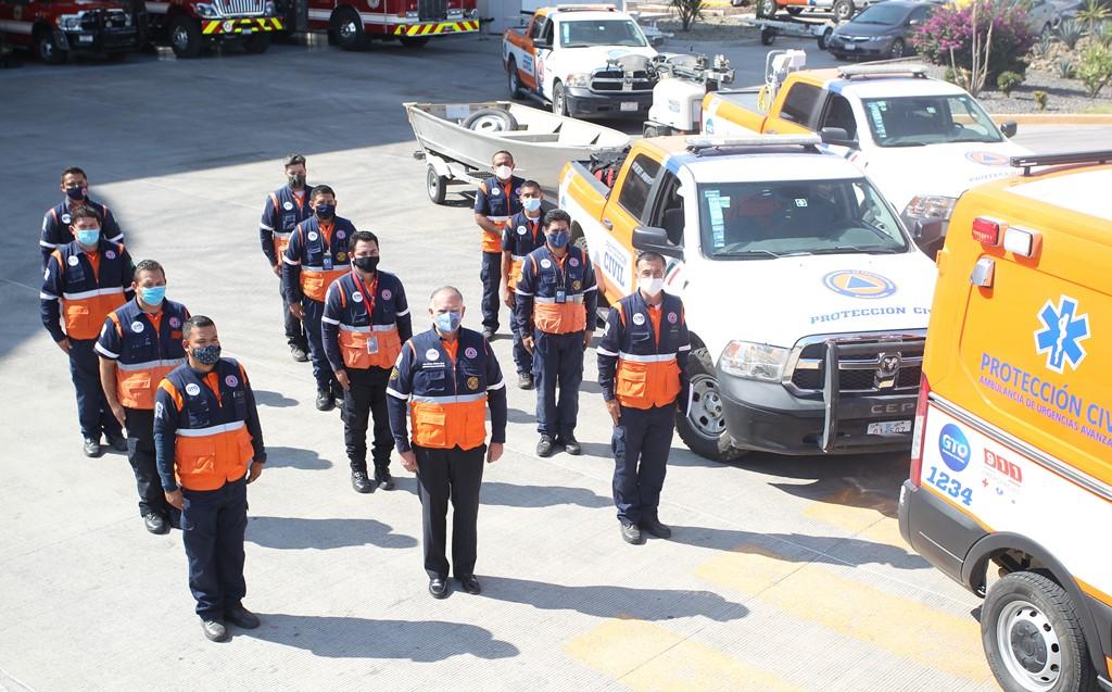Envía Guanajuato brigada de rescate a Tabasco