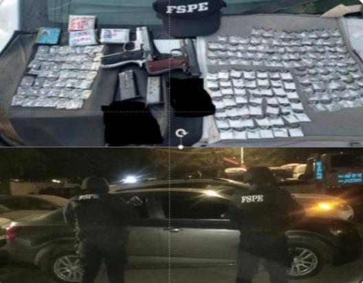 Más de 24 mil dosis de droga, 36 detenidos, 80 vehículos y 34 armas aseguradas con el Operativo Guanajuato Seguro