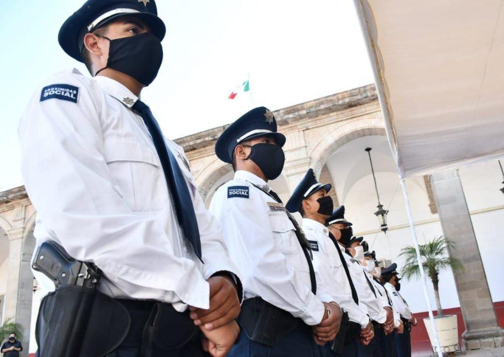 IRAPUATO, CUARTO MUNICIPIO A NIVEL NACIONAL CON CERTIFICACIÓN POLICAL