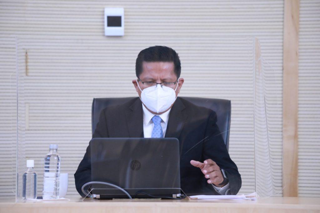 Miente el gobierno federal y muestra un pésimo manejo de la pandemia por la Covid-19: diputado Rolando Alcántar