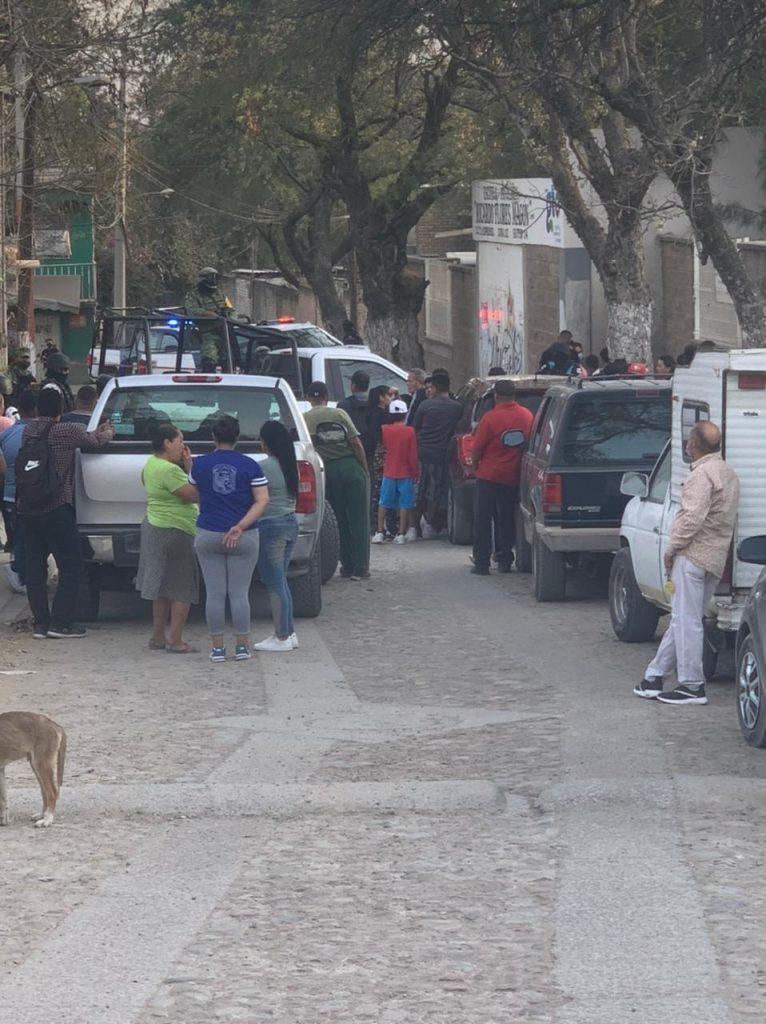 ABATEN FSPES A CINCO EN SILAO