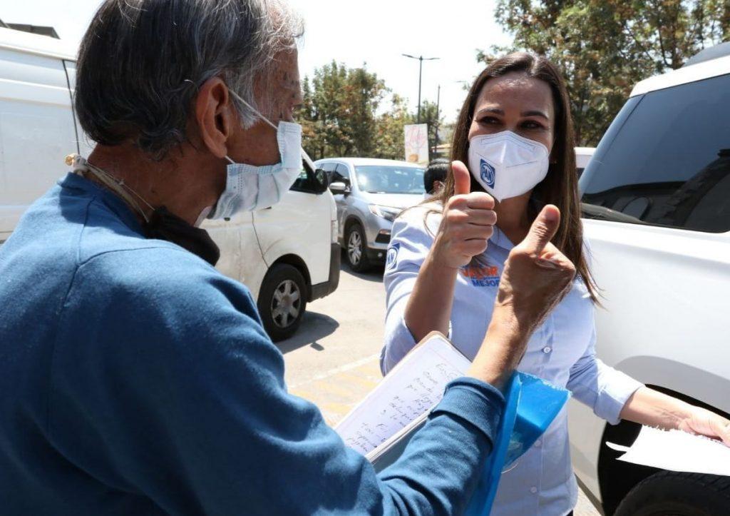 Respaldan líderes y trabajadores gastronómicos a Lorena Alfaro