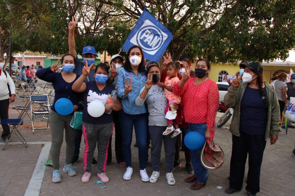 SUSY BERMÚDEZ: UNA ALIADA QUE BUSCA INCENTIVAR EL CAMPO IRAPUATENSE ¡JUNTOS SÍ ES POSIBLE!