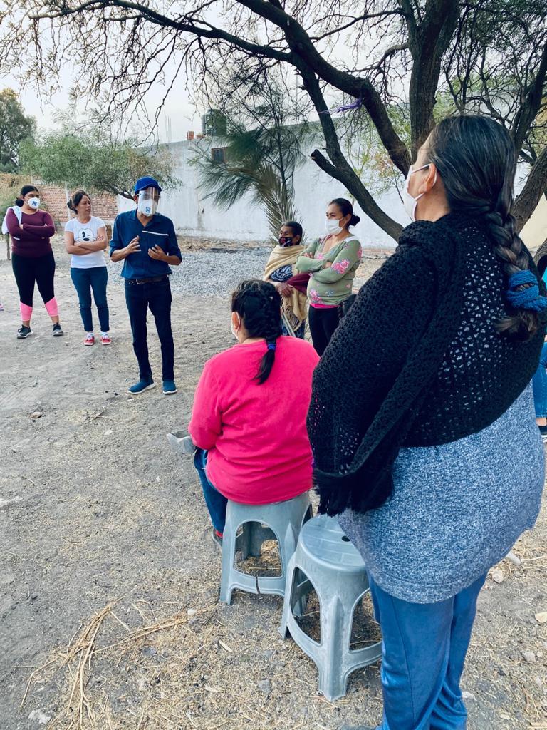 ARRANCA MOY CORTÉZ CAMPAÑA EN COMUNIDADES,  COMIENZA EN LA 18 DE MARZO.