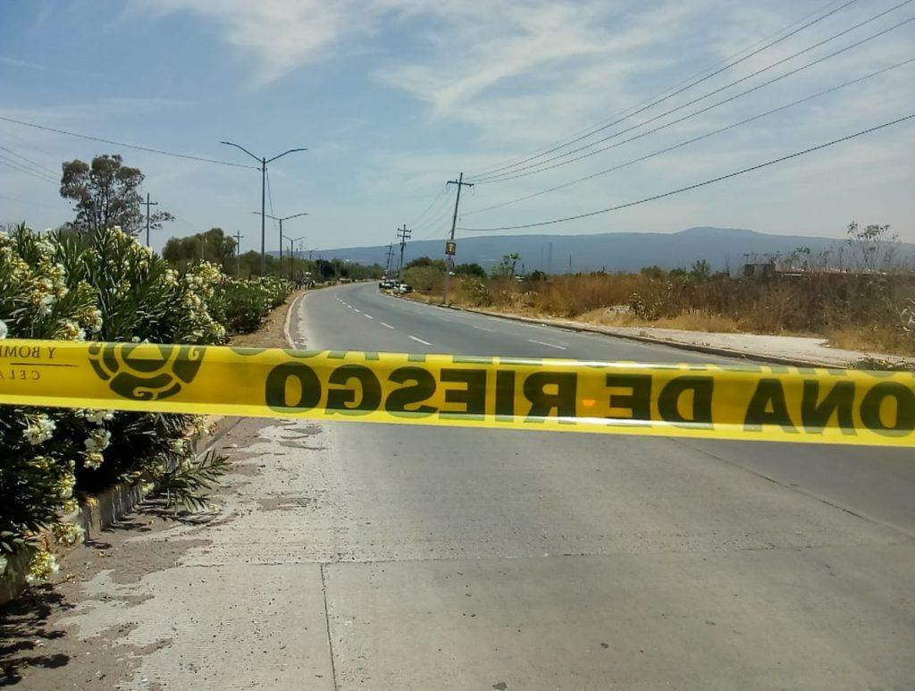 ABATEN A TRES CRIMINALES EN CELAYA