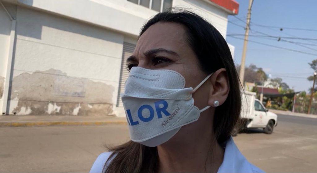 PIDE LORENA ALFARO QUE VACUNACIÓN SE REALICE CON DIGNIDAD