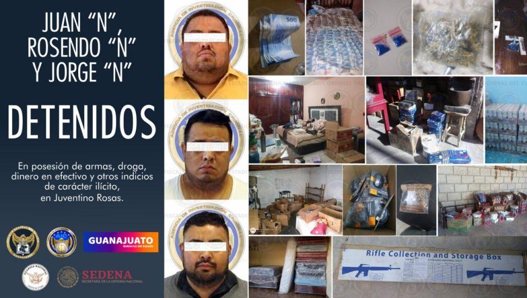 Esclarece la Fiscalía  General del Estado el homicidio del diputado Juan Antonio Acosta Cano