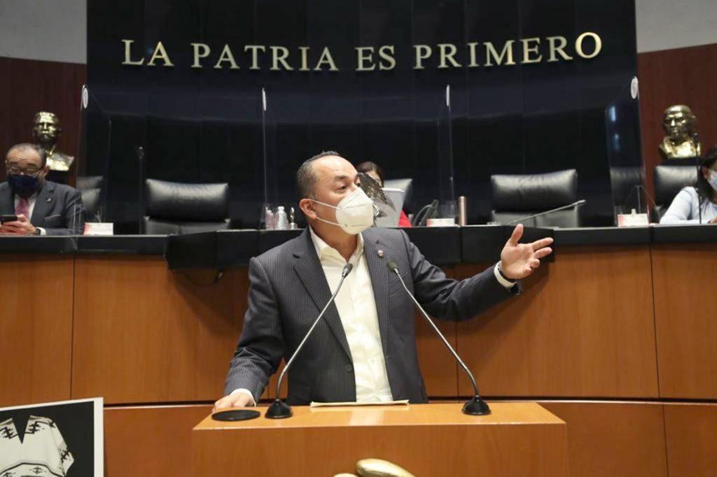 """INCONSTITUCIONAL Y UNA """"CHICANADA"""" DE MORENA AMPLIAR PRESIDENCIA DE ARTURO ZALDÍVAR EN LA SCJN: ERANDI BERMÚDEZ"""