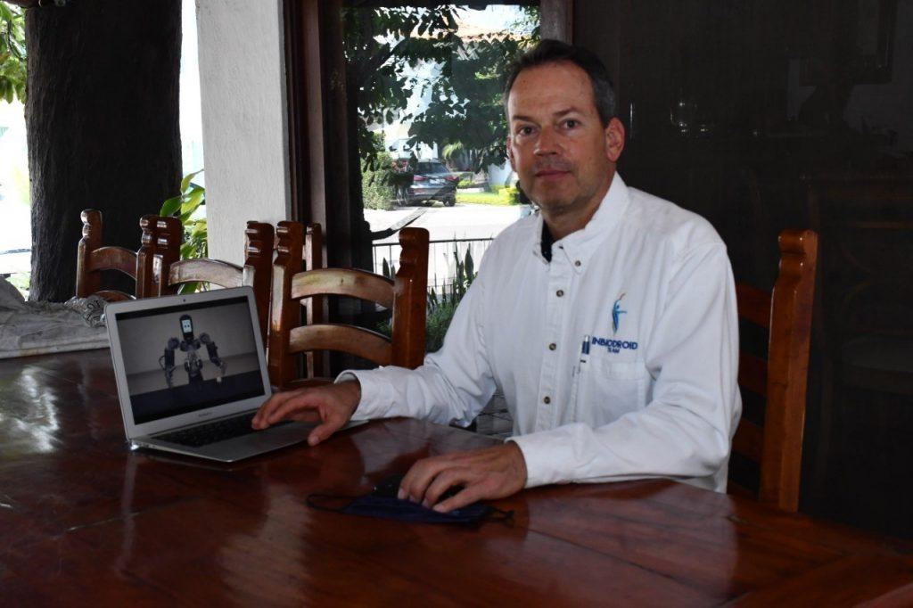 PARTICIPARÁ ROBOT IRAPUATENSE EN COMPETENCIA INTERNACIONAL