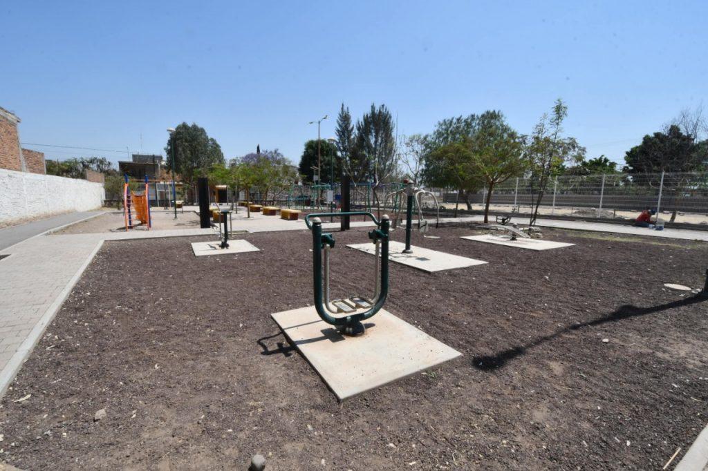 Reabrirán Parques Vecinales en Irapuato