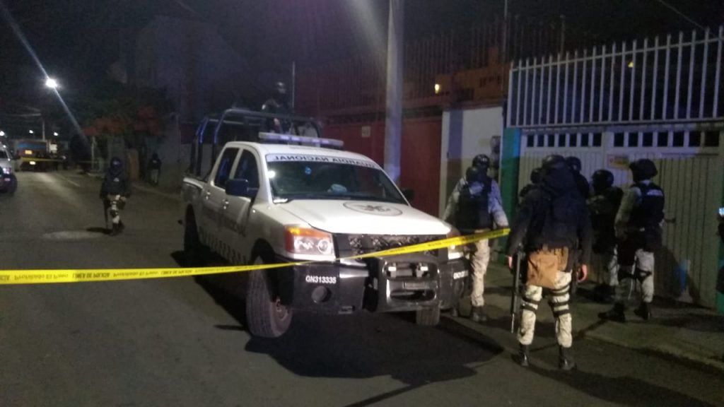 UN MUERTO, UN CAUTIVO Y UN PLAGIADO LIBERADO EN CASA DE SEGURIDAD EN GÁMEZ