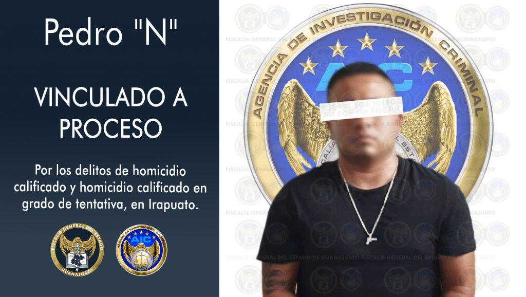 DETIENEN A POLICÍA POR ASESINATO DE NIÑO EN IRAPUATO