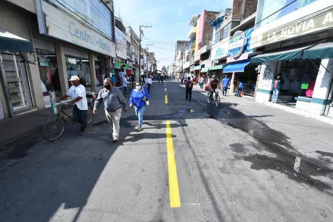 REABRIRÁ CIRCULACIÓN VEHICULAR EN CALLES DE LA ZONA CENTRO
