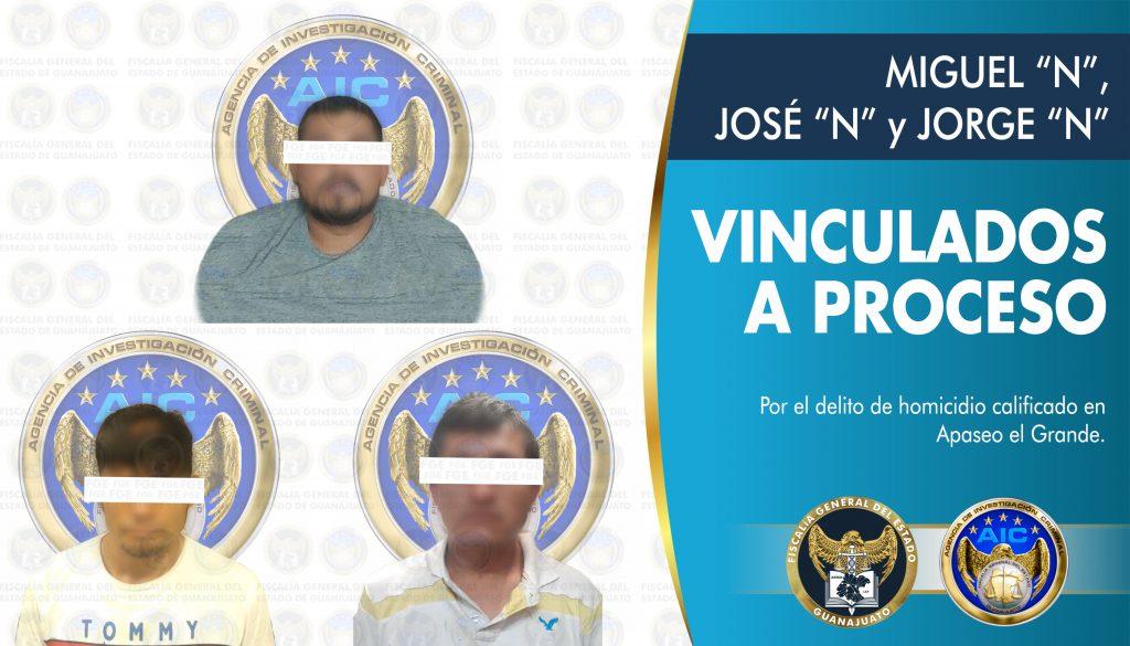 ESCLARECEN HOMICIDIO DE MILITANTE PANISTA EN APASEO EL GRANDE