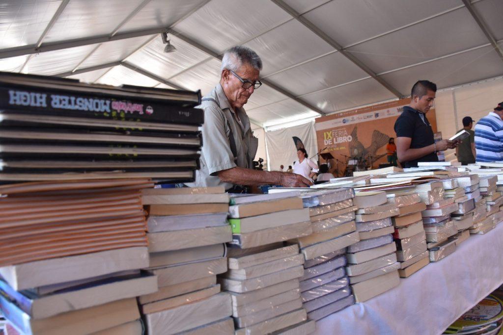 Arranca Décima Edición de la Feria del Libro