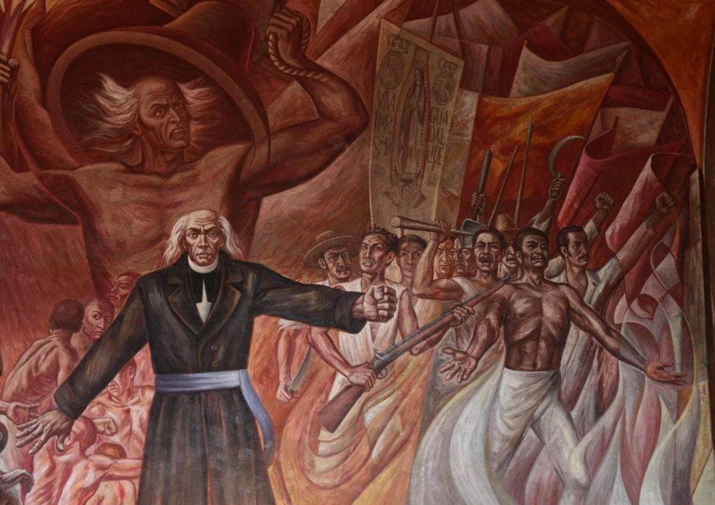 IRAPUATO TESTIGO DE LA LUCHA POR LA INDEPENDENCIA DE MÉXICO