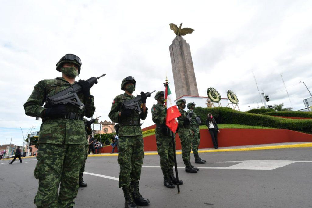 CONMEMORAN CLXXIV ANIVERSARIO DE LA GESTA HEROICA DE CHAPULTEPEC