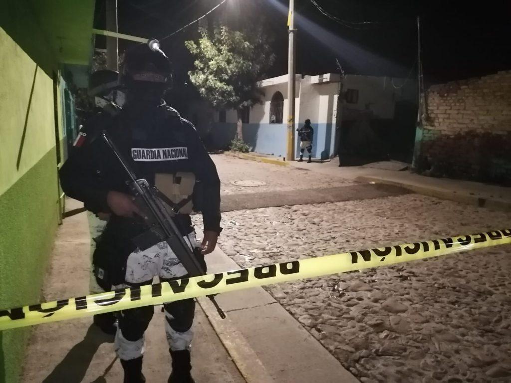 MUJER ESCAPA DE SECUESTRO EN SAN ROQUE, UN HOMBRE TAMBIÉN FUE LIBERADO