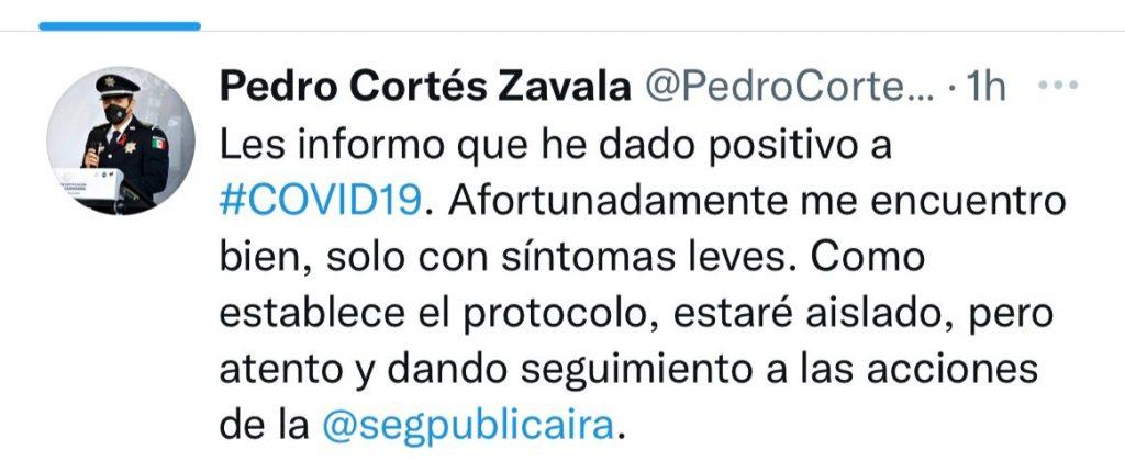 SSC DE IRAPUATO DA POSITIVO A COVID
