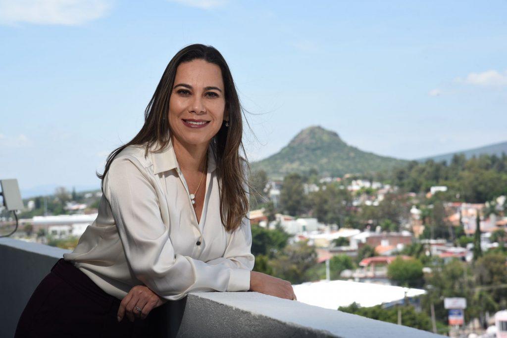 RESPONDE LORENA ALFARO:EN MI GOBIERNO HABRÁ DIALOGO Y RESPETO