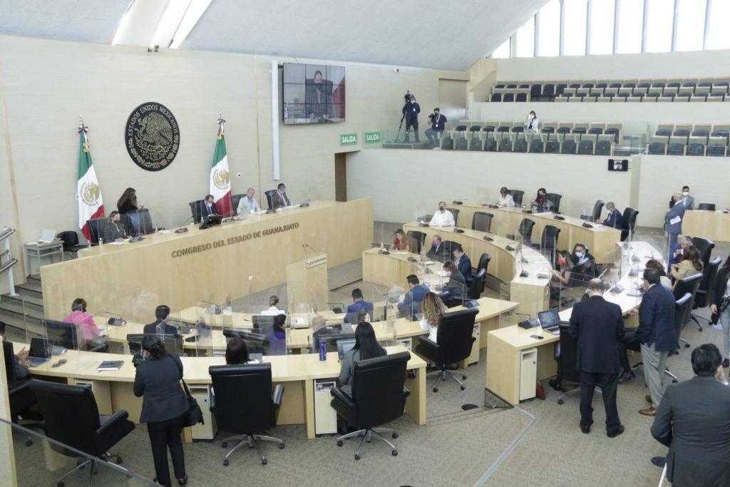 Aprueban el proyecto de Presupuesto de Egresos del Poder Legislativo