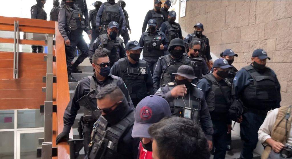 REVELA SIMENTAN DÉFICIT DE POLICÍAS