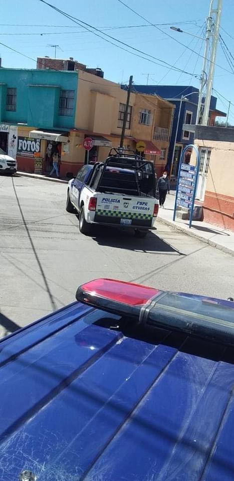 Toma la SSPEG, a través de las FSPE, el control y mando de la seguridad pública en el municipio de Juventino Rosas